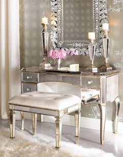 is it ok to put a makeup vanity in a bedroom?