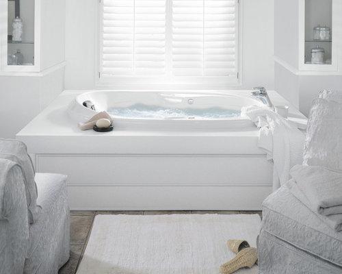 Jason Designer LX635 Air-Whirlpool Bath - Bathtubs