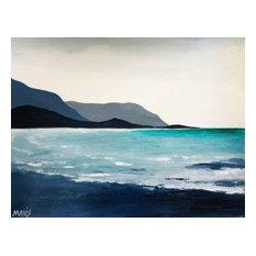 """Sea"" Original Sea Painting 14 x 11"