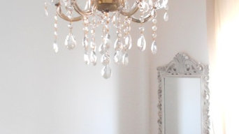 Maria Teresa style chandelier for bedroom