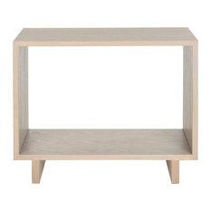 Raylan Mid-Century Scandinavian Wood Stand