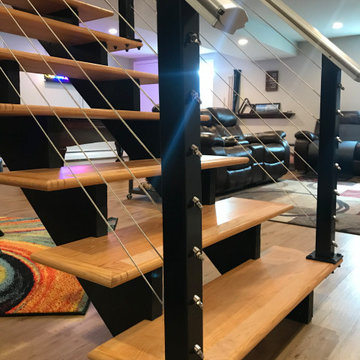 Stoneleigh - basement remodel