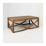 Larvik Coffee Table in Mango Wood