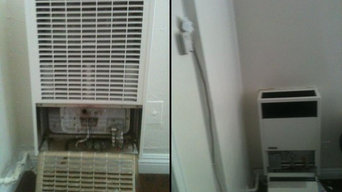 Replacing A Wall Heater