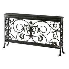 Theodore Alexander A Highly Wrought Console Table