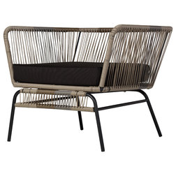 Tropical Outdoor Lounge Chairs by The Khazana Home Austin Furniture Store