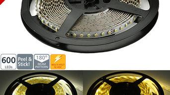 Variable Color Temperature LED Flexible Light Strip