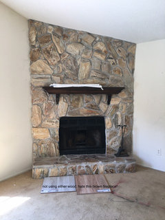 Help me with my giant stone fireplace thank you solutioingenieria Images