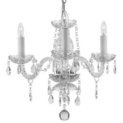 Trend Traditional Chandeliers by GSPN