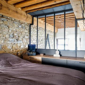 Rénovation d'un appartement style canut - Projet Canut