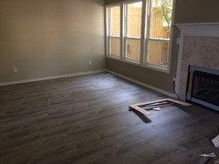Lifeproof Vinyl Flooring 1 Grey Sterling Oak Vs 2 White Ocala Oak