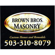 Brown Bros. Masonry's photo