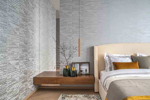 Современный Спальня by Наталья Широкова, дизайнер