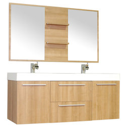 Beautiful Modern Bathroom Vanities And Sink Consoles by Home Design Outlet Center