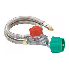 Bayou Classic - 5-PSI Regulator/Hose Assembly - Grill Tools & Accessories