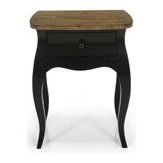 tables de chevet et tables de nuit classiques