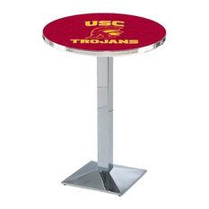 USC Trojans Pub Table by Holland Bar Stool Company