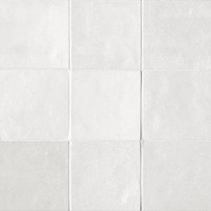 5 x 5 Sample Swatch of Mestizaje Zellige 5 x 5 Ceramic Tiles Turques