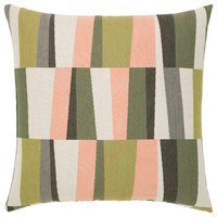 Elaine Smith Strata Fern Pillow