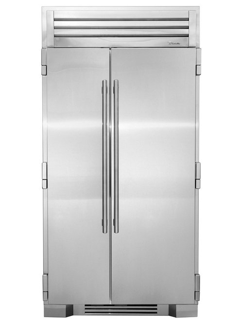 The True 42 Side By Refrigerator Freezer Refrigerators