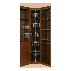 Rev-A-Shelf CLSZ-M5-96-1 CLSZ Series 5 Shelf Men's Shoe-Zen with Shaft