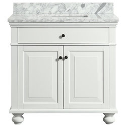 Traditional Bathroom Vanities And Sink Consoles by Houzz