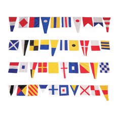 In the Breeze - Maritime Signal Flags - Flags and Flagpoles