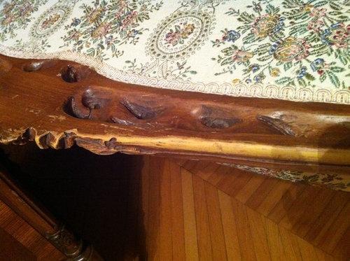 Thanks! - Antique Furniture Restoration Forum?