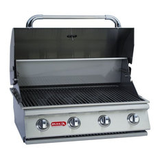 Stainless Steel Outlaw Grill, Natural Gas