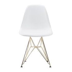 Rebel White Dining Chair by Rustic Home Furnishings