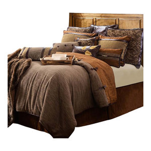 5-Piece Highland Lodge Collection, Super Queen