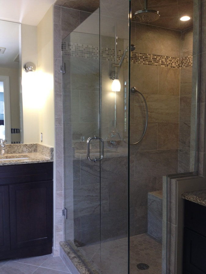 Dorchester Master bathroom