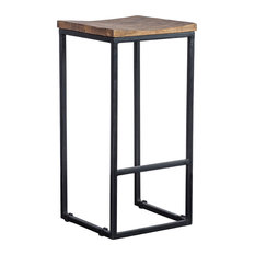 Davie Counter Stool 30-inch By Kosas Home