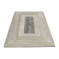 """Tonya Comer Boulevard Tennessee Taupe 16""""x24"""" Tile, DuJour Charcoal Natural"""