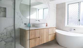 Modern Coastal Bathroom Design