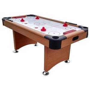 7 Atomic Blazer Air Powered Hockey Table Contemporary