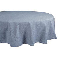 """Tango Red Damask Tablecloth, 70"""""""