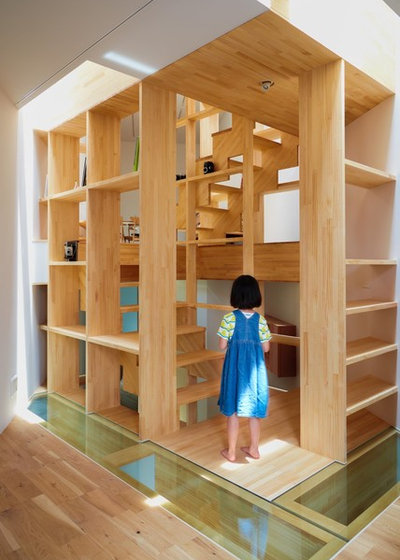 Modern  by 藤原・室 建築設計事務所