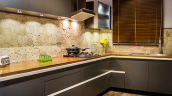POISE - Modular Kitchens Showroom