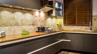 POISE - Modular Kitchens Showroom