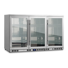 KingsBottle KBU-328C 53 inch Wide 260 Can Capacity Beverage Center