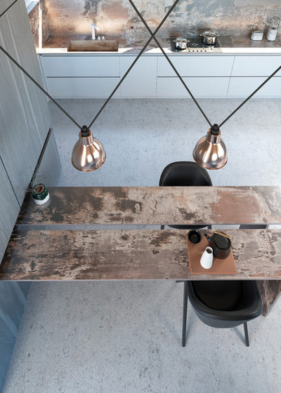 Industrial Cocina by Cosentino