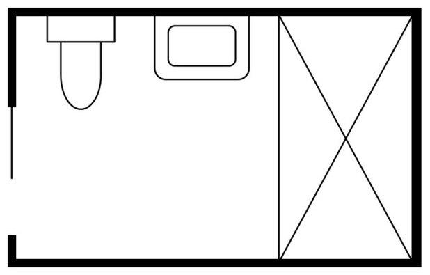 Eclectic Floor Plan by House Plans Helper
