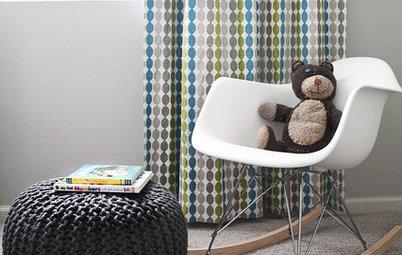 Sublimez la chambre de votre enfant grâce à de jolis rideaux