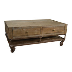 Greenview Lift Top Coffee Table