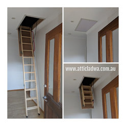 Fold down attic ladder Perth