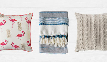 Up to 40% Off Cushions & Throws