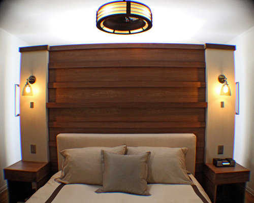 The Temple Bedroom Partition   Headboards