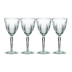 Waterford - Marquis by Waterford Sparkle Wine Glass, Set of 4 - Wine Glasses