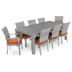 Tropical Outdoor Dining Sets by RST Outdoor